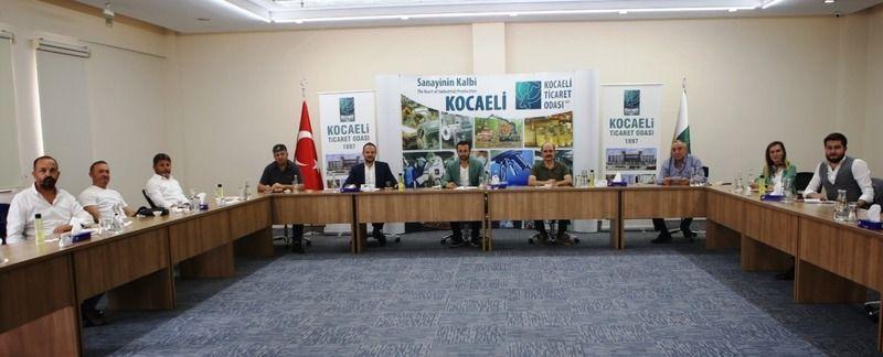 KOTO, KTO, KMB Der Konut İnşaat sektörü sorunları istişare toplantısı