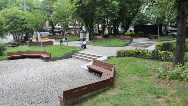 Yeni Cuma Parkıihaleye hazırlanıyor