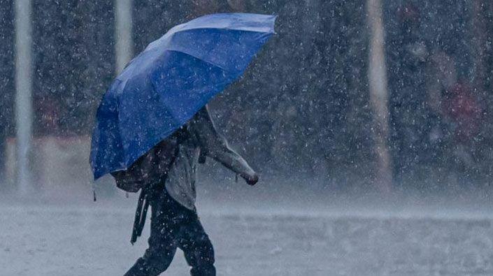Meteoroloji'den uyarı… Kocaeli'ne sağanak yağmur geliyor!