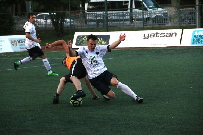 Genç Olgunlarda üç maç oynandı