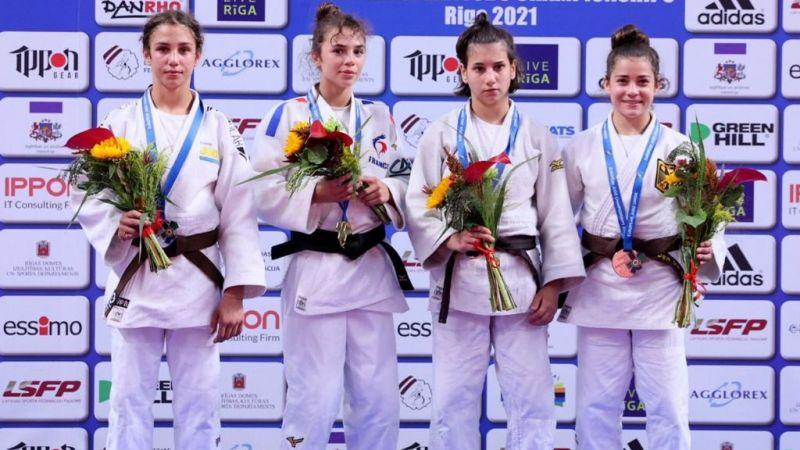 Judocular, Avrupa Şampiyonasından 2 bronz ile döndü