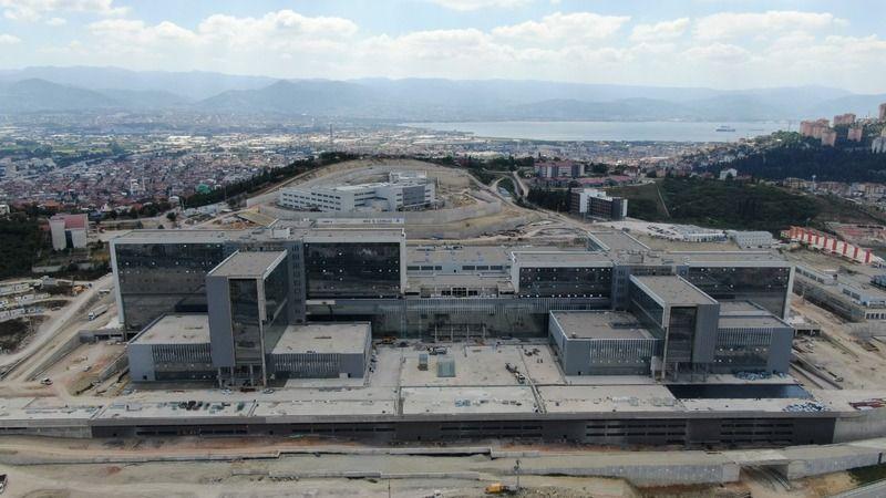 Şehir hastanesi yıl sonunda açılıyor!