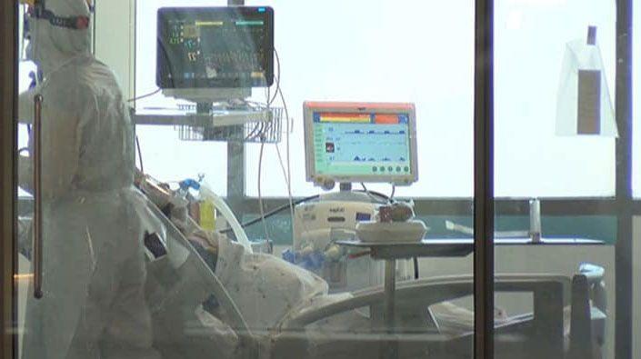 Kocaeli'de hastanelerde yatanların yüzde 90'ı aşısızlar!