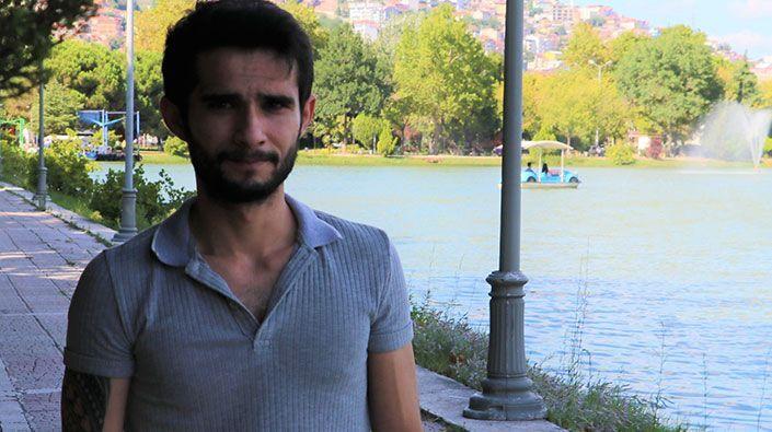 İzmit'te yetiştirme yurdunda büyümüştü…Gökhan Gönül kardeşini kabul etti