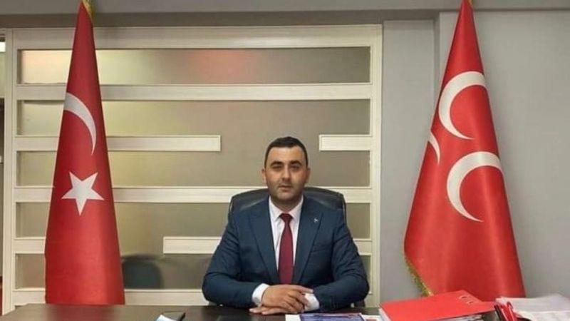 """MHP İzmit İlçe Başkanı Kemal Okur: """"Kocaeli'nin kucaklaşmaya ihtiyacı var"""""""