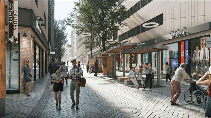 Fethiye Caddesi için 17 milyon lira teklif!