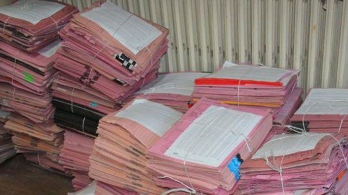Borcunu ödeyemeyen 603 bin kişi icraya verildi
