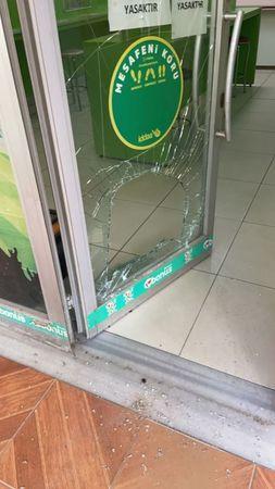 CHP'li Başkanın iş yerine soygun!