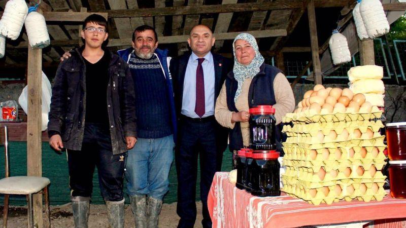 """Tarhan; """"Büyükşehir belediyesi kırsal mahalleler için çalışma yapmalıdır."""""""