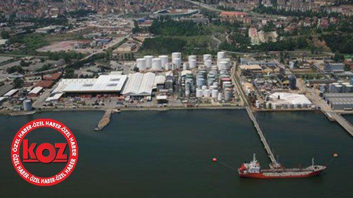 Tepkilere rağmen onay verildi… Petrol Ofisi İzmit Körfezi'nin dibini oyacak!