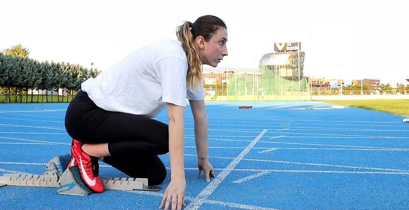 İzmitli atletler süper lig içinçalışmaya devam ediyor