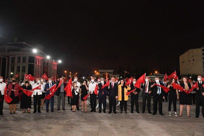 Vali Seddar Yavuz: Bizi, güçlü Türkiye hedefinden saptırmaya kimsenin gücü yetmeyecektir