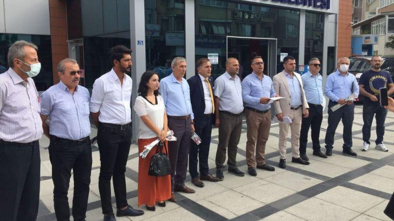 Belediye başkanı özür dilemedi CHP'liler meclisi terk etti!