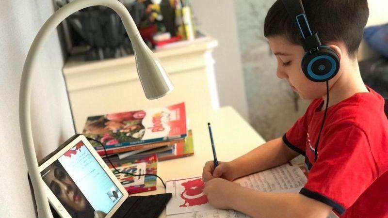 Hibrit eğitim ile 1. sınıflar okuma yazmada yüzde 98 başarılı