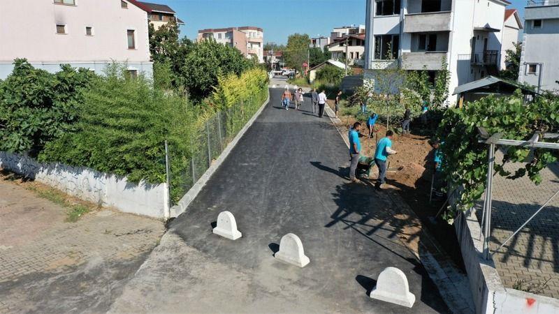 Başiskele'de çocuklar oyun sokağına kavuşuyor