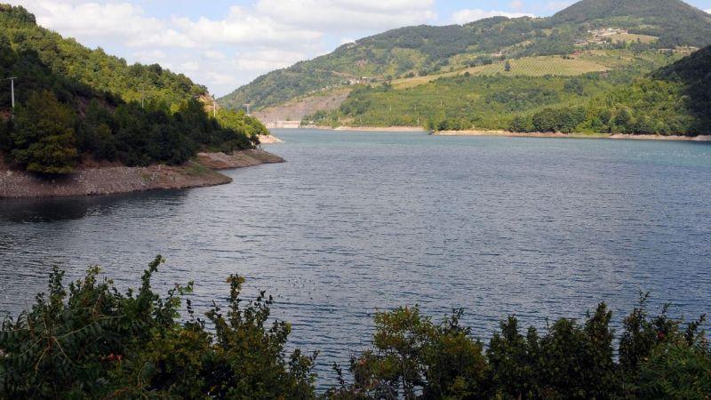 Yuvacık Barajı'nda su miktarı düşüyor!
