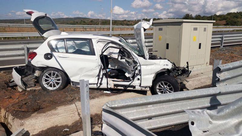 Kuzey Marmara'daki kazada kahreden detay!