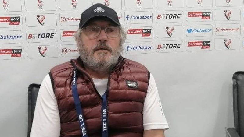 """Kocaelispor Teknik Direktörü Mustafa Reşit Akçay: """"İyi çalıştıramadık ve maça iyi hazırlayamadık"""""""