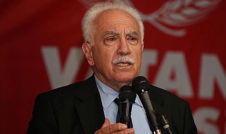 Perinçek: İsyancı grupları Suriye'nin meşru temsilcisi saymak cinayettir