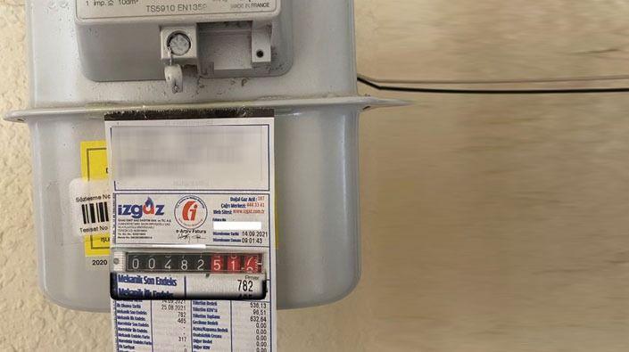 """633 TL'lik doğalgaz faturasını görünce… """"Kalp krizi geçirecektim"""""""