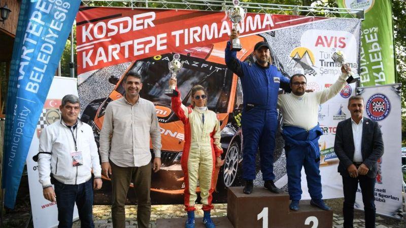 Kartepe'de şampiyon Taner Oruç oldu