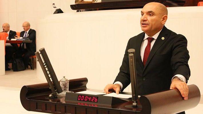 Tarhan, PTT taşeron işçilerinin sorununu meclise taşıdı