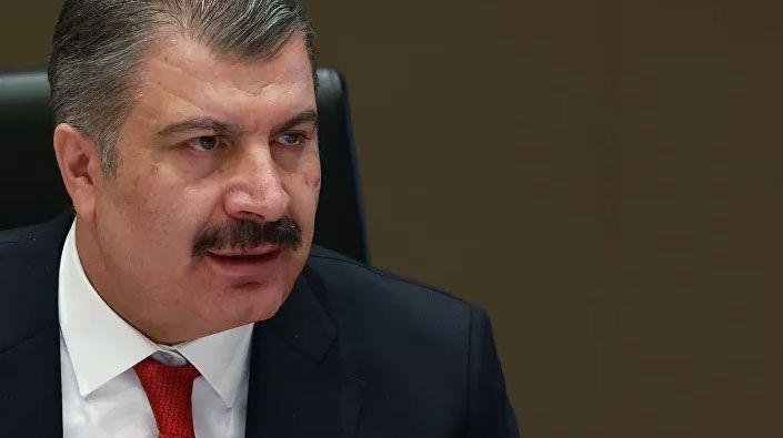 """Sağlık Bakanı Koca: """"Vaka ve kayıplarımız içindeki aşısız oranı çok yüksek"""""""