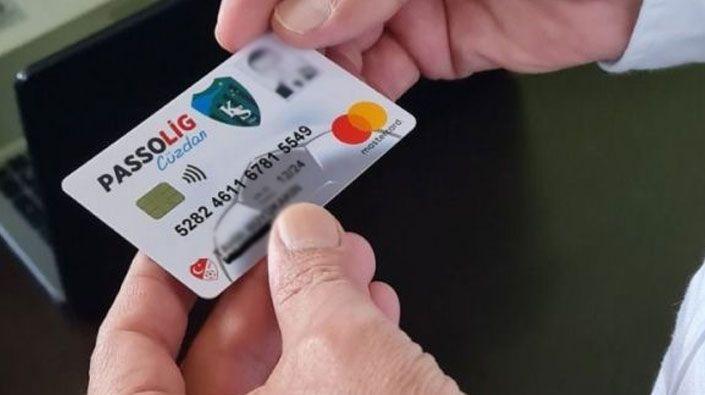 İşte satılan passolig kart sayısı!