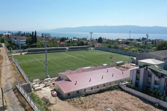Büyükşehir'de spor dünyasına büyük hizmet; Tavşancıl'a modern kamp merkezi