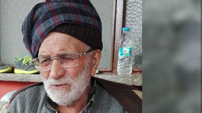 109 yaşındaki çınar hayata gözlerini yumdu