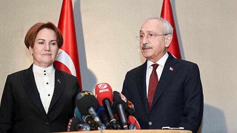 CHP çok İYİ Parti tek adaydan yana