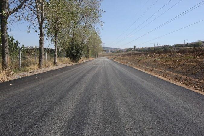 Bu caddeyle Balyanoz'a ulaşım daha kolay