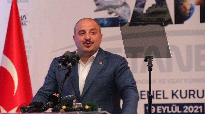 """Bakan Varank'tan Kocaeli'de CHP'ye tepki:""""Madem Yunanistan'ın tezlerini savunuyorsunuz gidin Yunanistan'da siyaset yapın"""""""