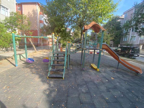 İzmit Belediyesi Kuruçeşme Barış Parkı'nı bakımdan geçirdi