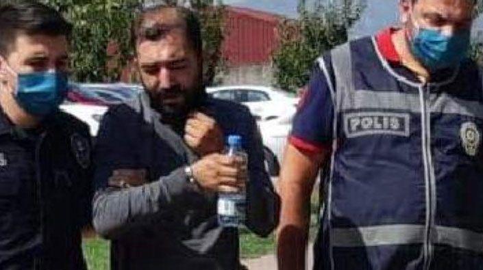 Babasının bacağından vurduğu şoförü bıçaklayan şahıs tutuklandı