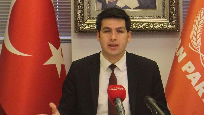 """""""CHP, denizden ve karadan yıkıcılığa devam ediyor"""""""