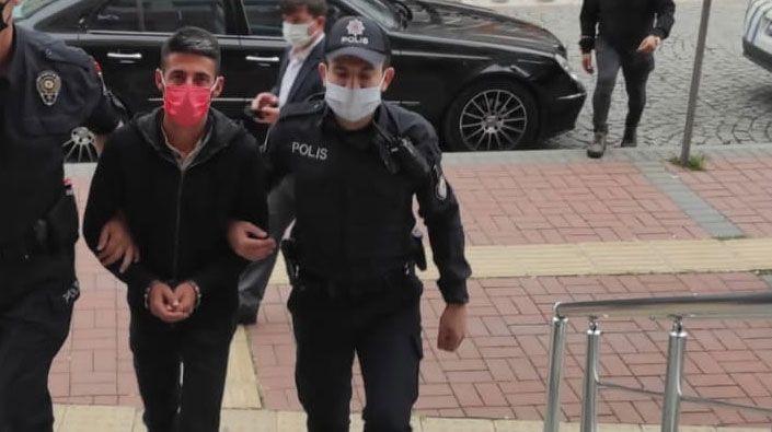 İş yeri hırsızı tutuklandı!