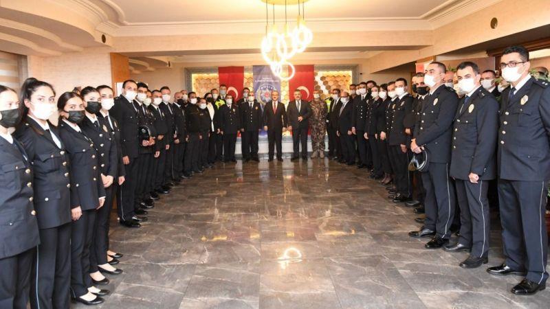 """Vali Yavuz; """"Güvenlik güçlerimizin kahramanlıkları dillere destandır"""""""