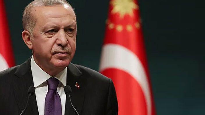 """Erdoğan; """"5 market piyasayı altüst ediyor"""""""