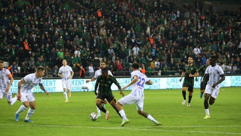 Kocaelispor 1 attı, 3 aldı: 1-0