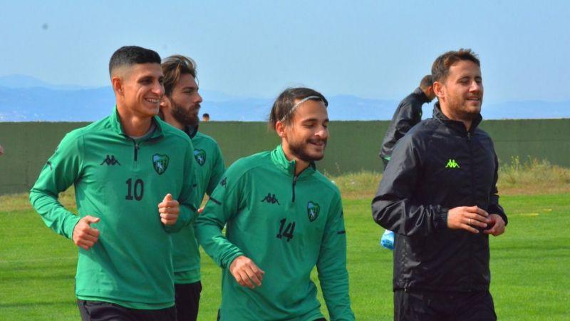 İstanbulspor maçı hazırlıkları başladı
