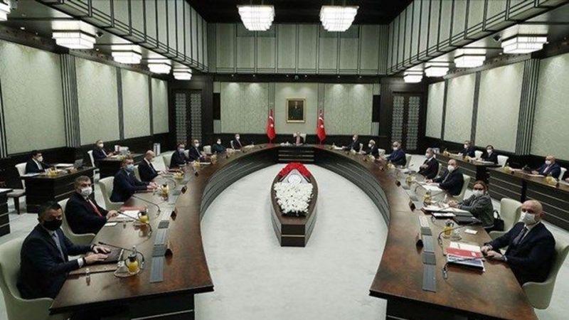 Kabine Toplantısı bugün... Koronavirüse karşı yeni önlemler masada