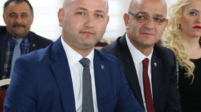 MHP Kartepe ilçe başkanı görevden alındı