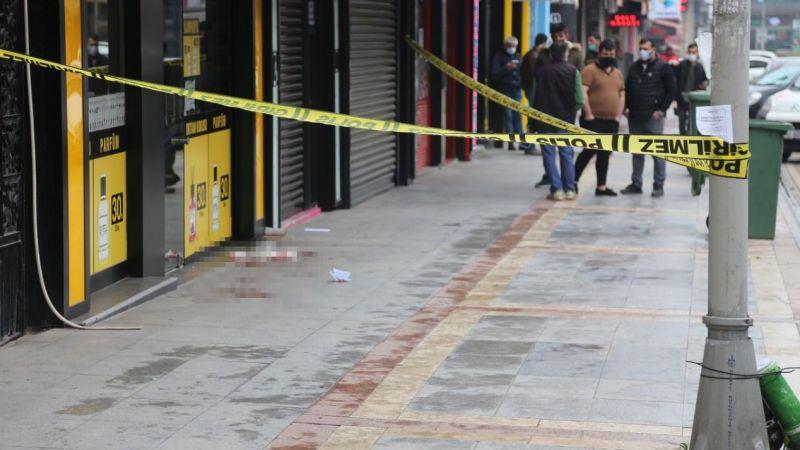 Sokak ortasındaki silahlı hesaplaşmada tek şikayetçi yaralı yaya kaldı!