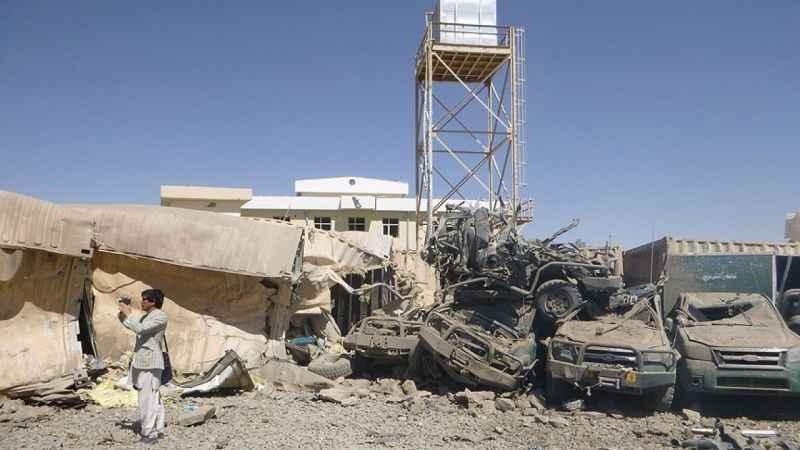 Afganistan'daki bombalı saldırıda 3 ABD askeri öldü