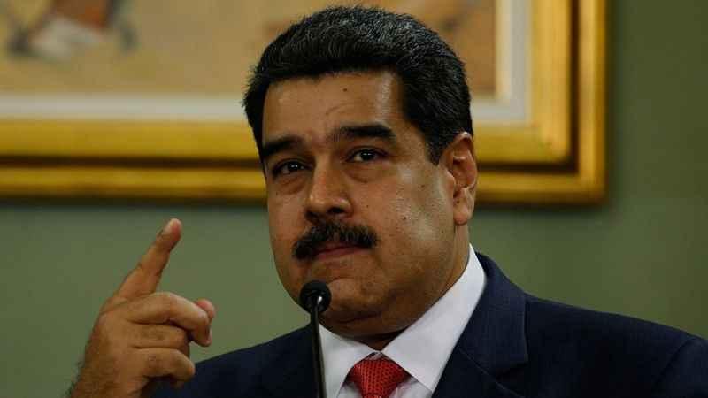 Venezuela Devlet Başkanı Maduro: Kardeşlik için kollarımızı Türk halkı için açmaya karar verdik