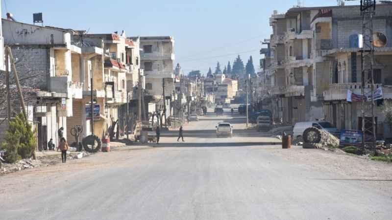 Afrinliler Zeytin Dalı Harekatı'yla bir yıldır güvende