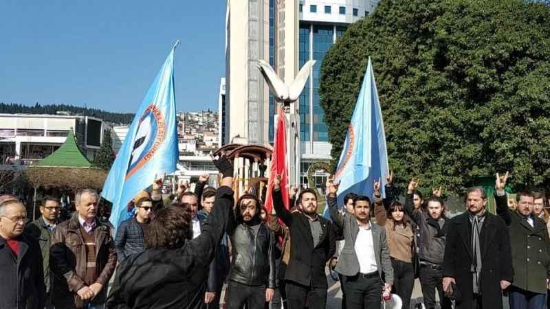 Turancılar'dan AKP'ye tepki!
