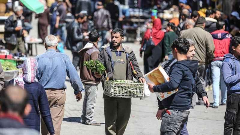 İsrail'in vergi kesintisi Filistin ekonomisinin yükünü ağırlaştırıyor