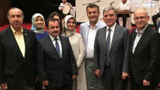 Akça Koca Platformu, Abdullah Gül ile iftarda buluştu